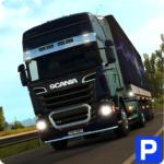 Euro Truck Parking Simulator 2021: 3d parking Game  (Mod)