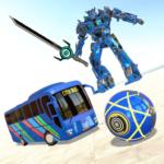 Fireball Bus Robot Transform  (Mod)