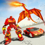 Dragon Robot Transforming Car  2.8 (Mod)