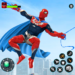Flying Robot Hero Crime City Rescue Robot Games  1.7.7 (Mod)