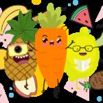 Fruits & Vegetables Quiz – Fruiz  (Mod)