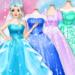 Ice Princess Wedding Dress Up Stylist  (Mod)