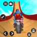 Impossible Stunts Bike Racing Games 2018: Sky Road  (Mod)