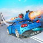 Jet Car Stunts Racing Car Game  (Mod)