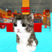 Kitten Cat Craft:Destroy Super Market Ep1  (Mod)