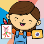 Lila's World: Create, Play, Learn in Granny's Town  (Mod)
