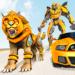 Lion Robot Transform Game 2021  (Mod)