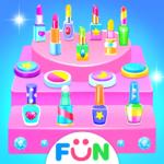 Makeup Kit Comfy Cakes – Fun Games for Girls  (Mod)