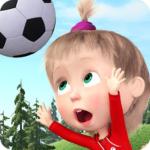 Masha and the Bear: Football Games for kids  (Mod)