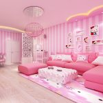Pink Home Design Princess Girly Room  1.6.8 (Mod)