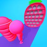 Pop It Race  (Mod)