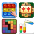 Puzzle Game Collection&Antistress  (Mod)