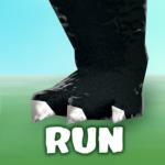 RUN GODZILLA  (Mod)