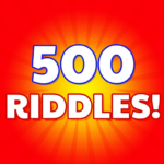 Riddles – Just 500 Tricky Riddles & Brain Teasers  (Mod)
