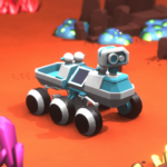 Space Rover: Idle planet mining tycoon simulator  (Mod)