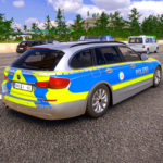 Spooky Stunt Crazy Police Parking 2020  (Mod)