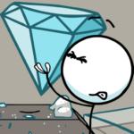 Stickmin Stealing the Diamond  1.0 (Mod)