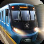 Subway Simulator 3D  (Mod)