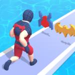 Superhero Run Epic Transform Race 3D  1.0.5 (Mod)