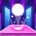 Tiles Hop Ball – Neon EDM Rush  (Mod)