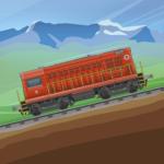 Train Simulator – 2D Railroad Game  (Mod)