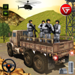 US Army Truck Driving 2021: Real Military Truck 3D  (Mod)