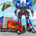 US Police Robot Transform Truck  (Mod)