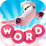 Wordelicious: Food & Travel Word Puzzle Game  1.0.5 (Mod)