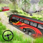 Bus Driving Simulator Public Coach offroad Game  (Mod)