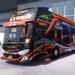 Bus Indonesia Simulator : Full Livery Bus  (Mod)