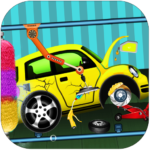 Car Wash & Repair Salon: Kids Car Mechanic Games  (Mod)