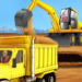 Construction Vehicles – Big House Building Games  1.0.4 (Mod)