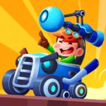 Crash of Robot  (Mod)