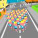 Crowd Run 3D City in fall.io  (Mod)