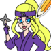 Draw Happy Ninja – Brain free drawing puzzle games  (Mod)