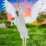 Flying Horse Simulator 2021 – Baby Unicorn Games  (Mod)
