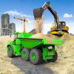 Heavy Construction Simulator Game: Excavator Games  1.0.2 (Mod)