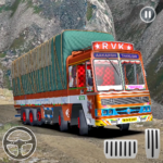 Indian Truck Cargo Game 2021 Real Truck Games  (Mod)