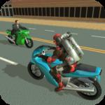 Jetpack Hero Miami Crime  1.8 (Mod)