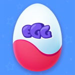 Joy Eggs: Baby surprise game  (Mod)