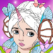 Magic Fairy Coloring Book for Girls  (Mod)