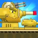 Merge Tanks 2: KV-44 Tank War  (Mod)
