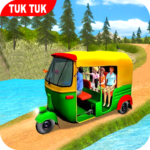Modern Tuk Tuk Auto Rickshaw-New Free Racing Games  (Mod)