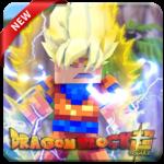 New Dragon Balls: Minecraft PE Mods Addons  (Mod)