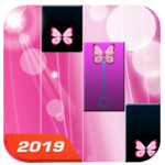 Piano Rose Tile Butterfly 2021  (Mod)