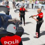 Police Mega Jobs City  (Mod)