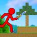 Red Stickman – Animation Parkour Fighter  (Mod)
