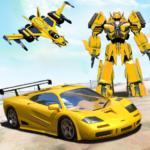 Robot Car Transformation 3D  1.1.21 (Mod)