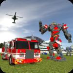 Robot Firetruck  1.6 (Mod)