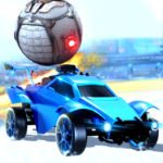 Rocket Car Soccer league – Super Football Games  (Mod)